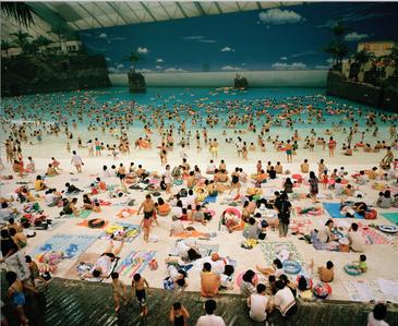 The great Indoors (Ocean Dome, Miyazaki, Japan)