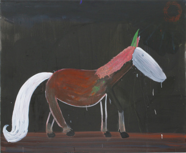 Untitled (out of the horse series)