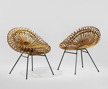 Pair of Corolle Chairs