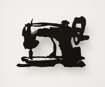 Small Silhouette (Sewing Machine)