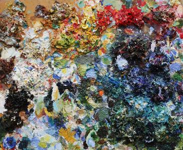 Paint Palette (2001-2005)
