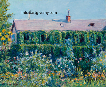 House and Garden of Claude Monet, Giverny