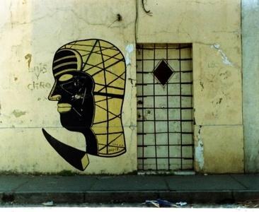 Enjaulado, Independencia, Santiago, Chilie