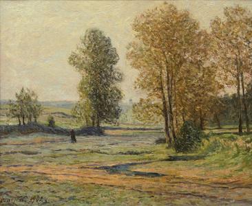Gelée blanche en automne (Frost in Autumn)