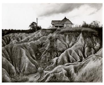 Faulkner Country, Near Oxford, Mississippi, 1939