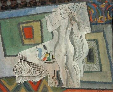 Femme Cubiste