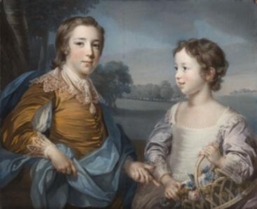 Portrait of Joseph (1741-1786) and his Brother John Gulston (1750-1764)