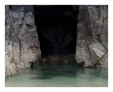 Cave, Plemont Bay, St Ouen, Jersey.