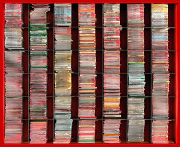 Burtynsky - Carr (Red Tool Cabinet Series)