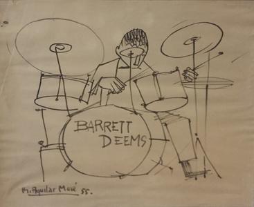 Barrett Deems jazz