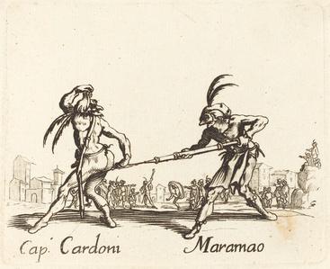 Cap. Cardoni and Maramao