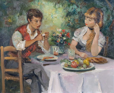 Djeuner Champtre