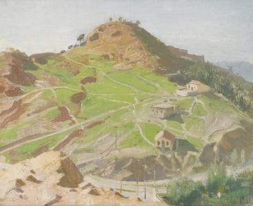 The Castle, Malaga