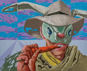 Hallucinogenic Bunny