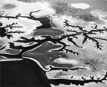 Dry Soda Lake #4, Carrizo Plain, California