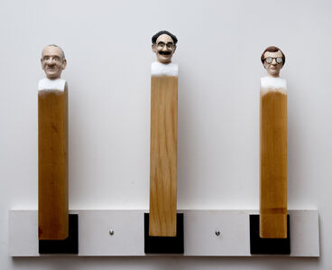 Jimmy, Groucho, and Woody