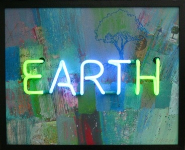 E ART H (earth/art)
