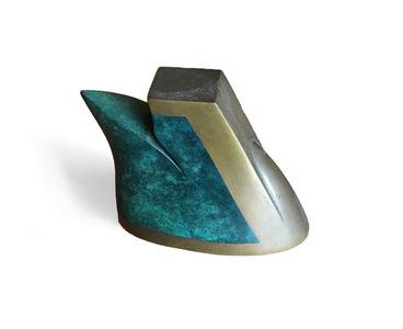 Ron Nagle Bronze Sculpture
