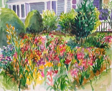 Stephen's Lily Garden, Lily Garden Series IV