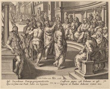 Saint Paul before the High Priest