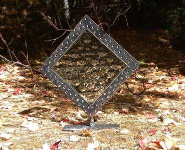Industrial Magiscope Sculpture