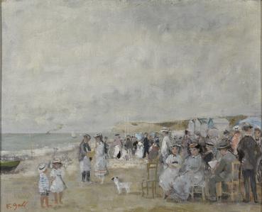 Deauville Seascape