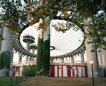 "New York 1964 World's Fair, ""Peace Through Understanding,"" New York State Pavilion"