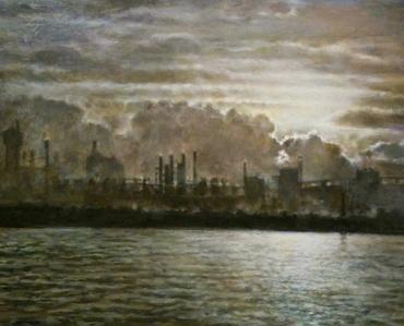 Panel No. 31, Ruhr 1936