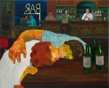 Sloppy Bar Room Kiss