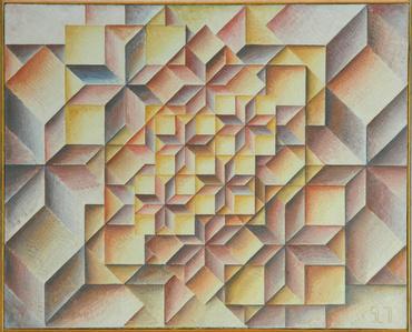 Geometrical Grouping Nr. 220