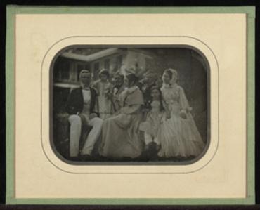 Seven Members of the Eynard Family