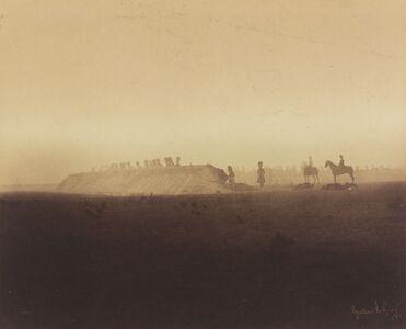 Cavalry Maneuvers, Camp de Châlons