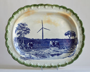 Scott Cumbrian Blue(s), American Scenery, Turbine No. 2