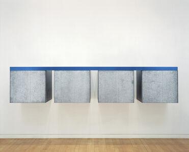 donald judd 125 artworks bio amp shows on artsy