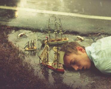 Sinking Captain