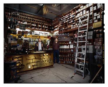 Shopkeepers, Jaak van Wijck IJzerwaren en gereedschappen
