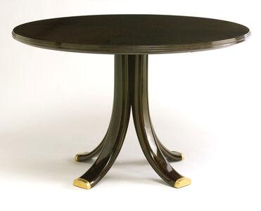 Rare Pedestal Center Table