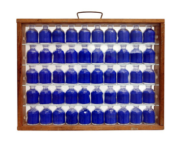 Portable Blue