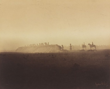 Cavalry Maneuvers, Camp de Châlons