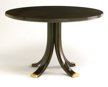 Rare Pedestal Center Table