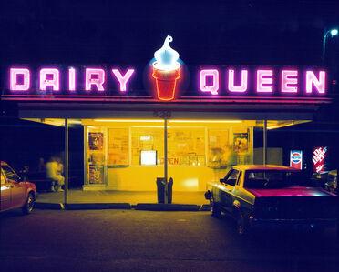 Dairy Queen, Iowa City, Iowa
