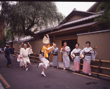 The world of Awa Odori 24