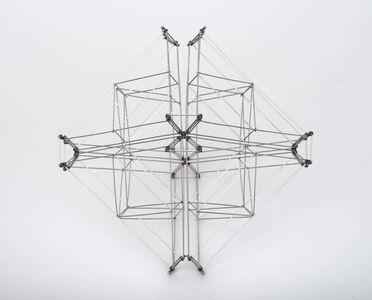 Vector Equilibrium Jitterbug Duo