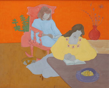 Quiet Time - Emily & Martha