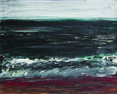 untitled (Dark Sea)