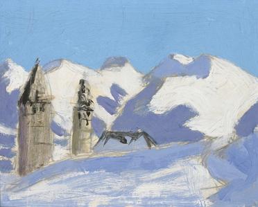Kitzbühel in Winter