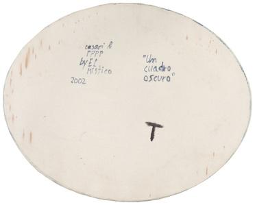 Un cuadro, firmado y titulado por EM
