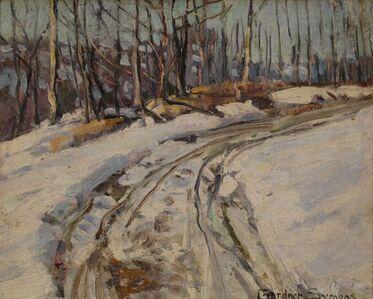 Winter Woods Trail