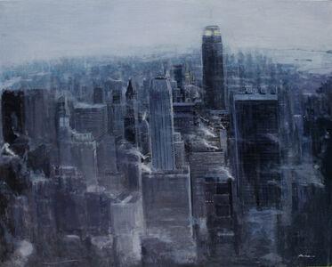 Rain-Manhattan Smoke