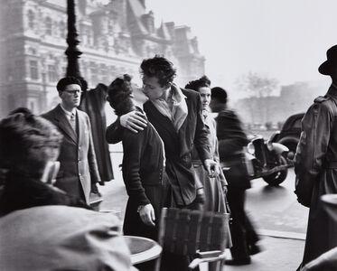 Le baiser de l'Hôtel de Ville